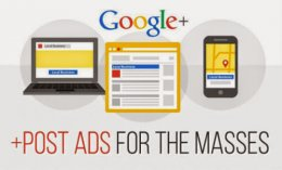 How to post ads on Google?