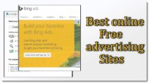 5 Best online free advertising