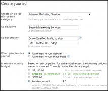 AdWords Express Sign-In