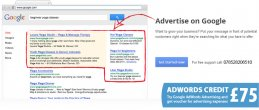 Advertise with Google AdWords