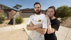 Couple stuck renting for years