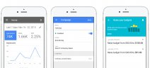 AdWords for iOS lets you