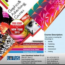Graphics Advertising Courses