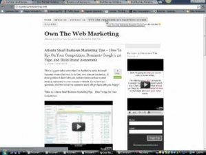 How To Advertise Your Website