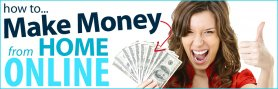 Online cash at home using