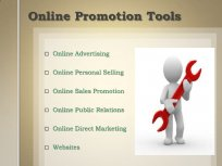 Online Promotion Tools