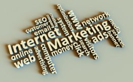Internet Marketing Words. ""