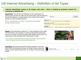 US Internet Advertising