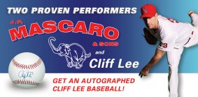 Cliff Lee chose to partner
