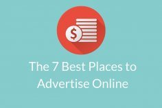 7 Best Places Advertise Online