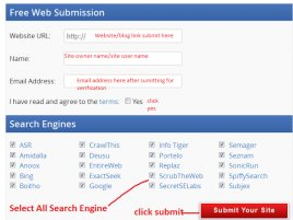 How to do search engine URL