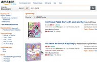 Amazon-SERP-Girls-Journal
