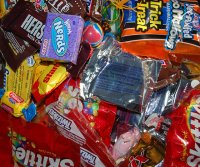Google Display Network tips Halloween candy