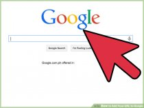 Image titled Add Your URL to Google Step 1