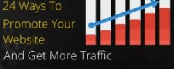 Promote website traffic