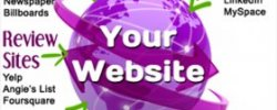 Website Promotions