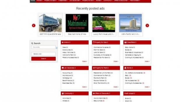Free online property advertising