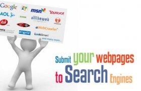 Add URL to search engines