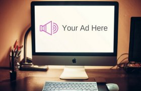 Advertise on website and get paid