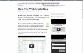 Advertise your website for free on Google