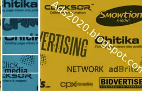 Best online advertising Networks
