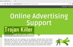 Browser-Enabled online advertising
