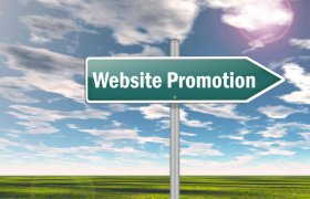 Business Promotion website