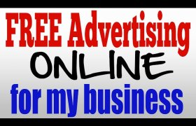 Free advertising online for my website