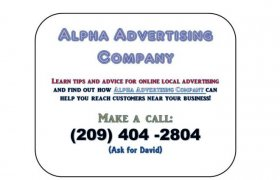 Free online advertising for websites