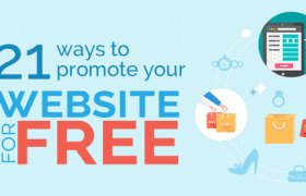 Free promote website