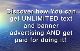 Get Paid To Advertise online