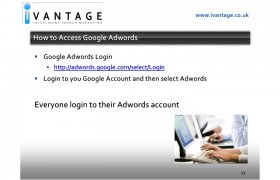 Google ads login UK