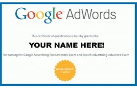 Google AdWords English