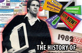 History of online Marketing
