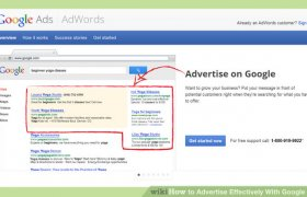 How to Advertise with Google AdWords?