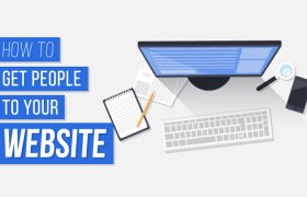 How to get people to your website?