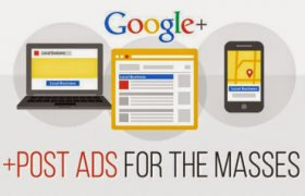 How to post free ads on Google?