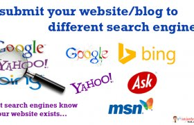 How to Submit website to search engines?