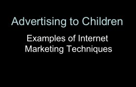 Internet Advertising Techniques