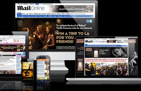 Mail online advertising
