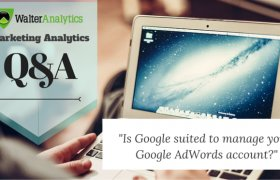 Manage Google AdWords