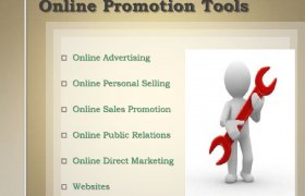 Online Marketing Promotion