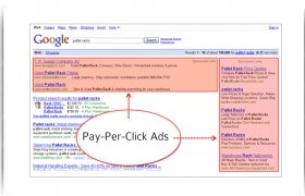 Pay per Click website