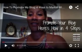 Promote My Blog for free