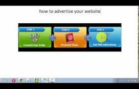 Promote website Internet Advertising