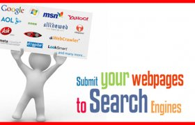 Register website with search engines free