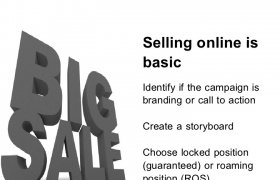 Selling online advertising