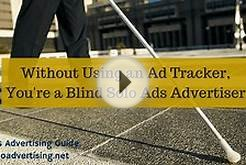 Ad Trackers | Solo Ads Advertising Free Online Guide