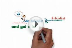 Adsolist for online advertising & marketing to promote a