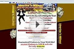 Advertise to Millions | Get Traffic to Your Website | Best